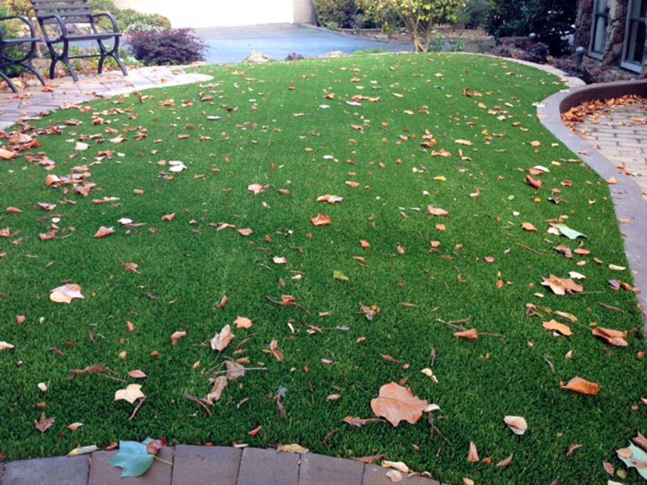 Synthetic Lawn Norge Oklahoma Home And Garden Front Yard Landscaping Ideas