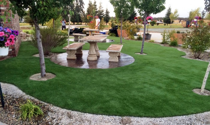 Artificial Grass for Playgrounds in