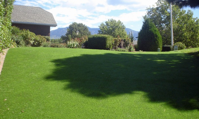 Artificial Grass for Commercial Applications in
